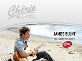 Chérie Acoustic James Blunt Picto