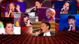 Les demi-finalistes de The Voice : la plus belle voix