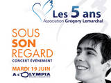 Grégory Lemarchal - Association