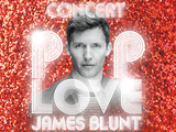 Concert Pop Love - James Blunt