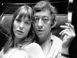 Jane Birkin et Serge Gainsbourg