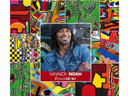 Yannick Noah Frontières