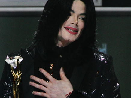 Michael Jackson : son gant vendu 200 000 dollars