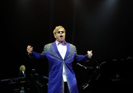 Elton John, nouvel album 