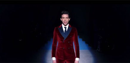 Mika - Talk About You (clip)