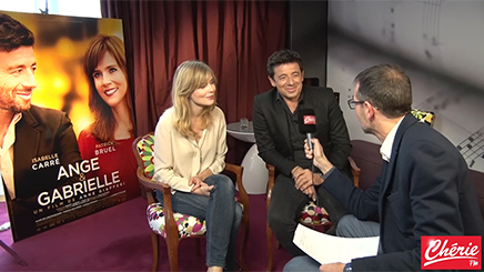 Interview Patrick Bruel et Isabelle Carré par Marc Choquet