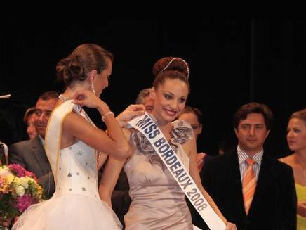 Election de Miss Bordeaux